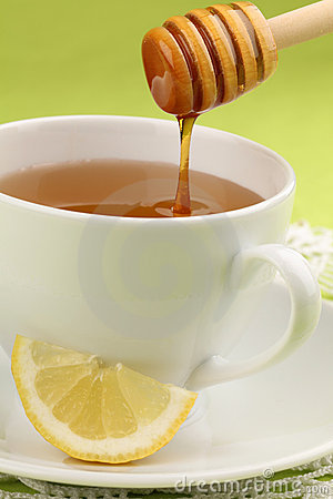 Honey And Lemon Tea Recipe — Dishmaps