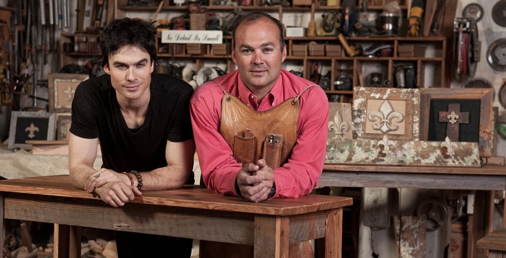 Even More Earth Day Excitement with Ian Somerhalder