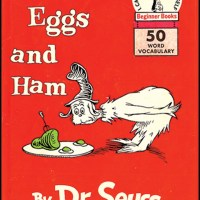 Weekly Low Down on Kids Books - Green Eggs and Ham