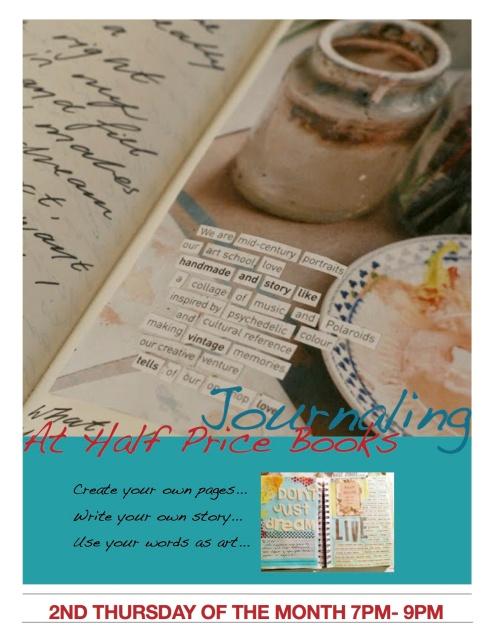 Journaling 2ndthurs