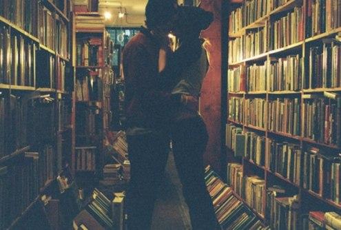library kiss