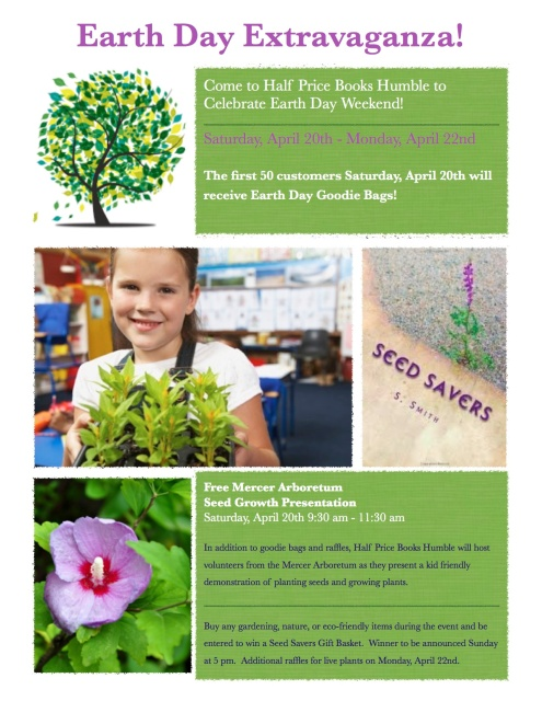 Earth Day with Mercer