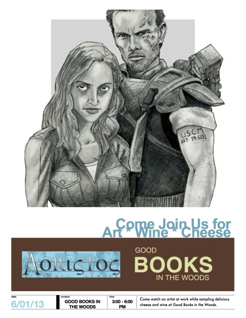 Aoristos at Good Books