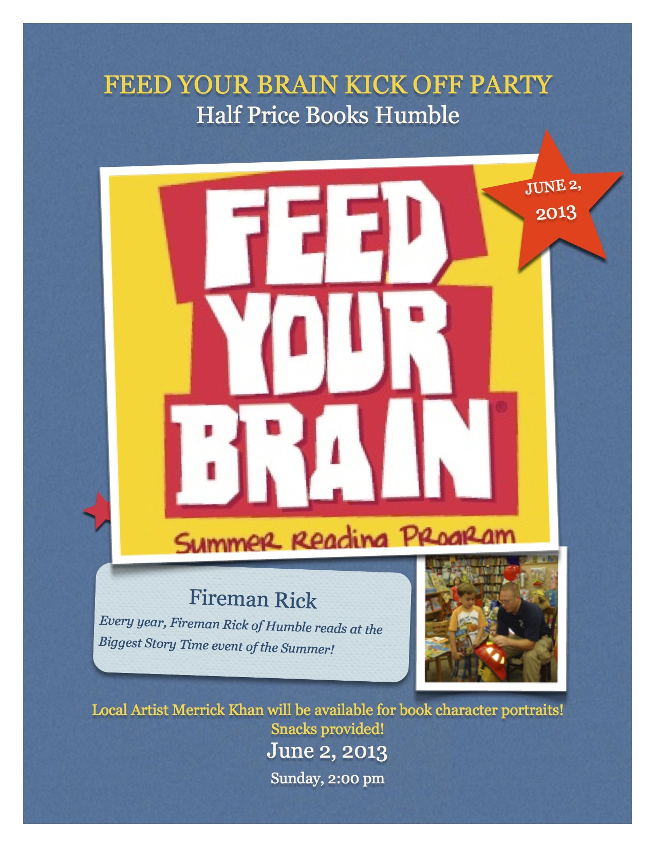 Feed Your Brain 2013 Humble