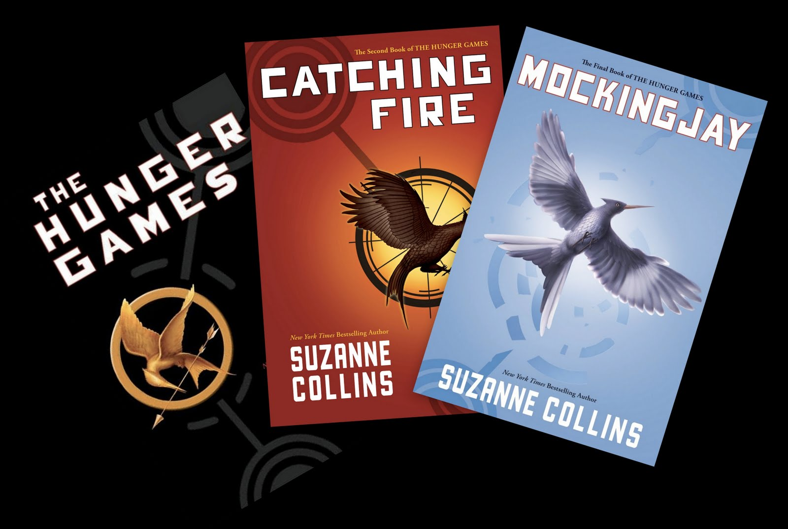 The Hunger Games Series | Anakalian Whims