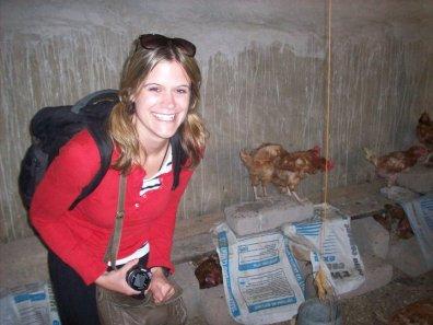 Africa - BRAC ELA Chicken Farm