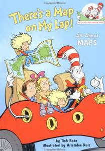 Maps Cat in the Hat