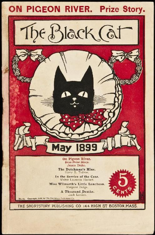 Jack London The Black Cat