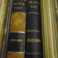 Literary Journal Monday - The Black Cat
