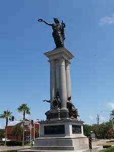 Galveston statue
