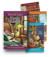 Miranda James series