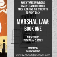 Marshal Law Hits the Shelves